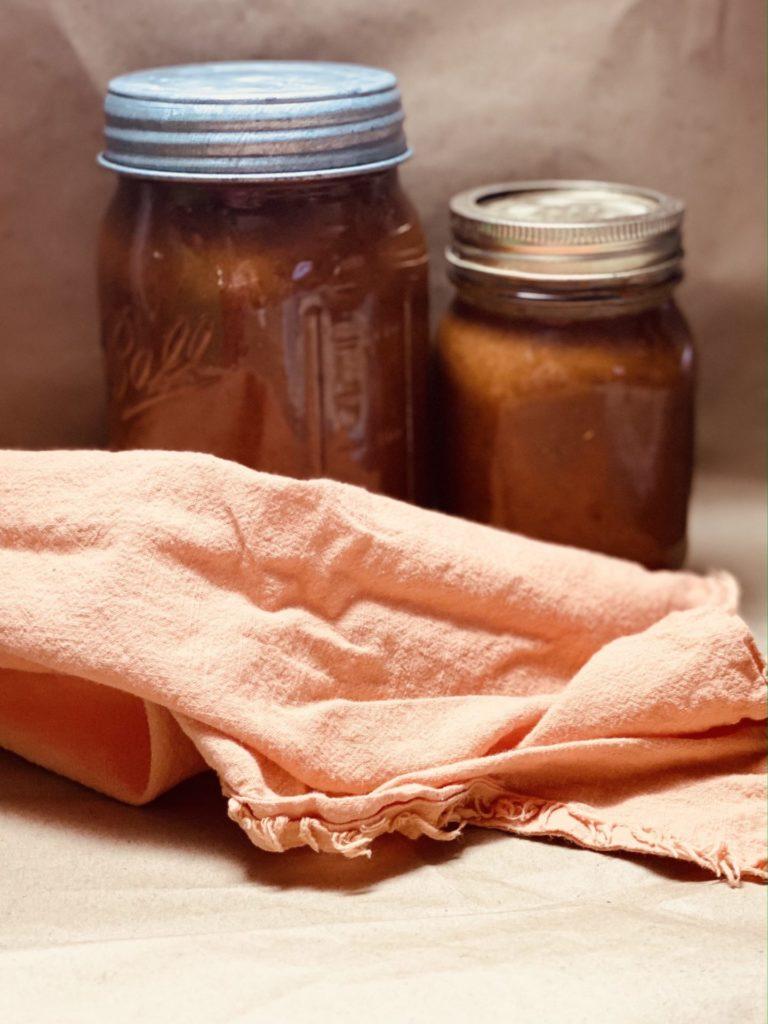 Homemade Organic Enchilada Sauce 2