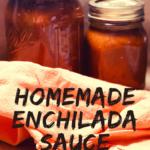 Homemade Organic Enchilada Sauce 4