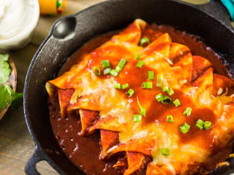 Homemade Organic Enchilada Sauce