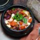 Minestrone Soup Recipe with Purple Sweet Potatoes