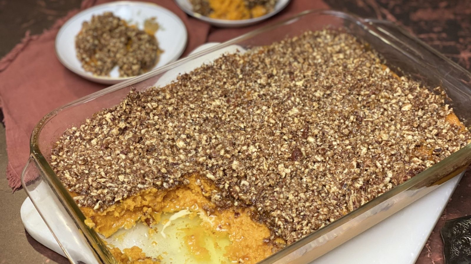 Mom's Best Sweet Potato Casserole Recipe 1