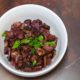 Roasted Purple Sweet Potato with Balsamic Vinaigrette 2