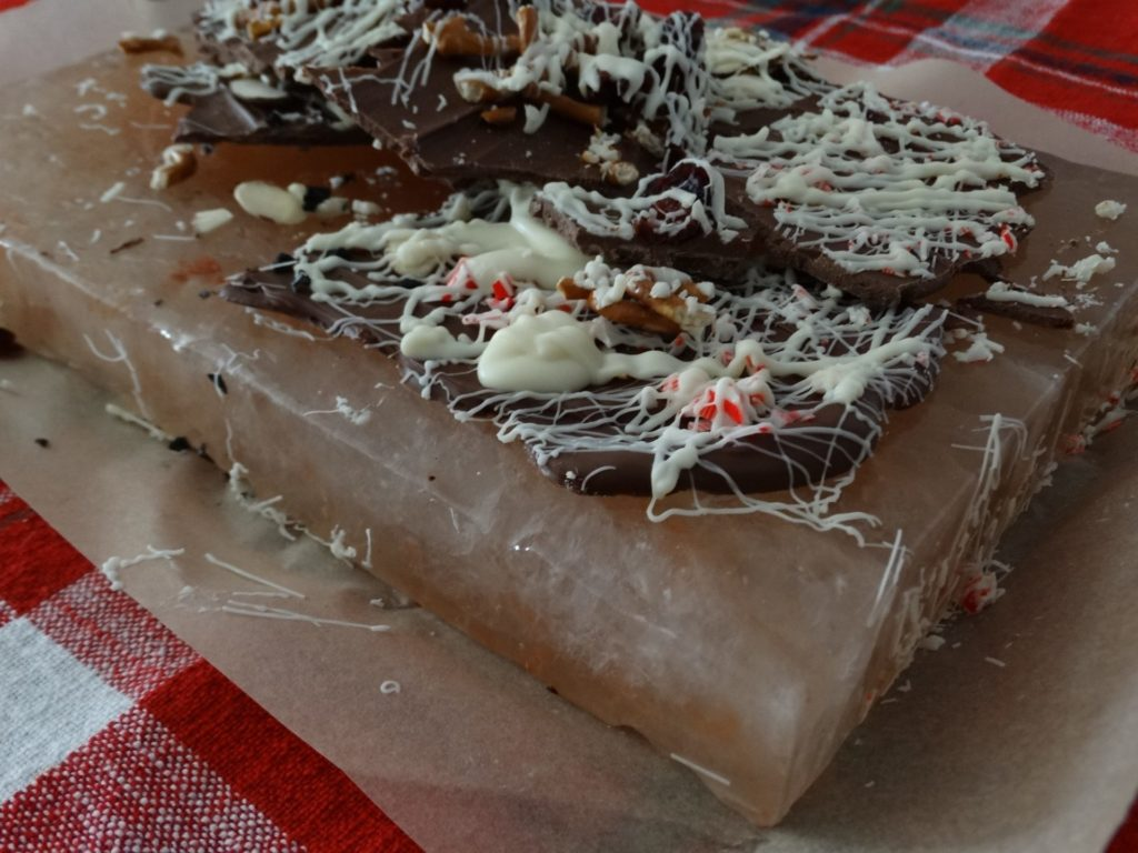Divine Salted Chocolate Bark [Salt Block Series] 1