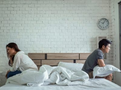 Is it healthy for couples to sleep in separate beds? 3