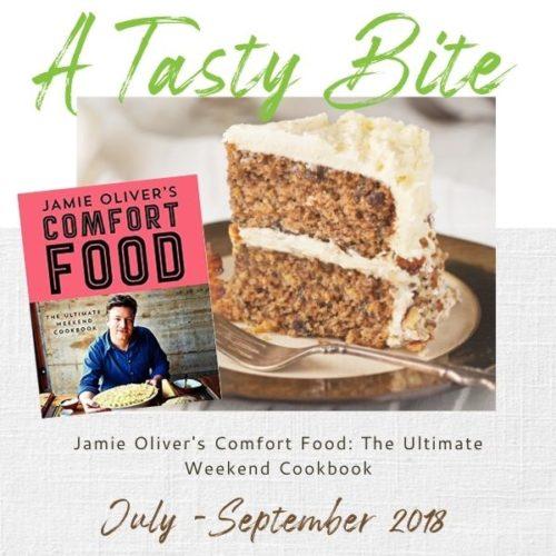 Jamie Oliver's Comfort Food Cookbook Review