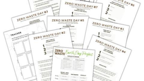 Zero Waste Mini Workshop