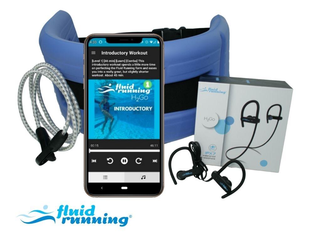 equipment for fluid running