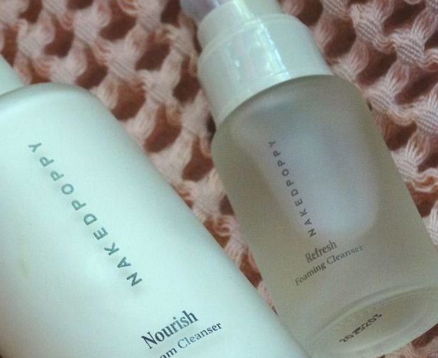 Naked Poppy Cleansers